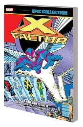 X-Factor Epic Collection: Angel of Death TP
