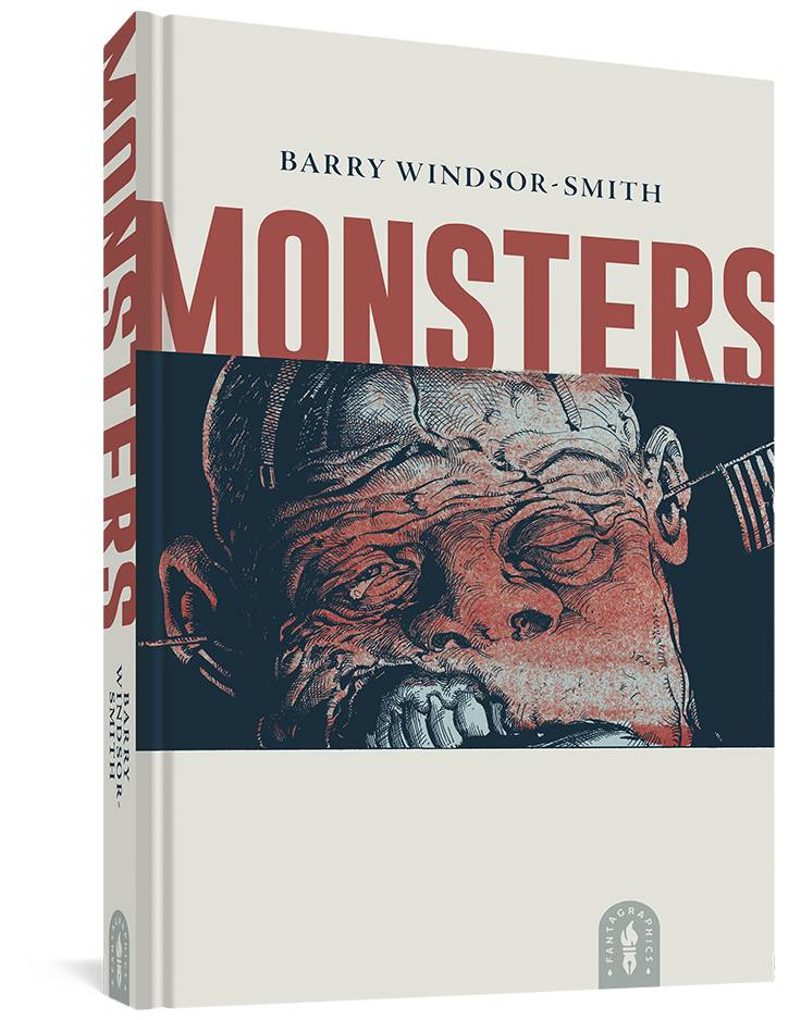 Barry Windsor-Smith: Monsters HC (MR)