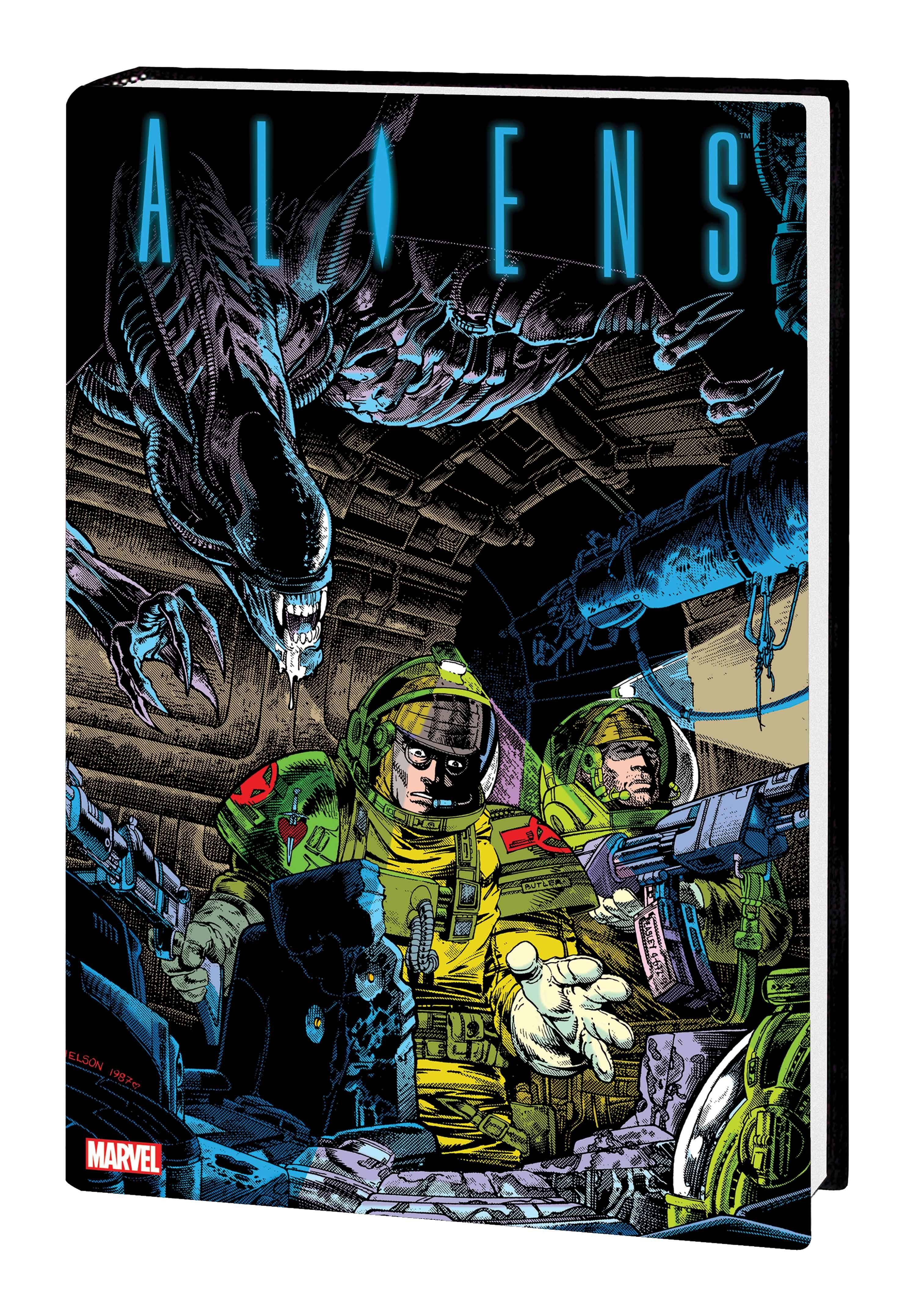 Aliens Omnibus: Volume 1 HC (Nelson DM Variant)