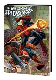 Spider-Man By Stern Omnibus: Spider-Man Hobgoblin Cover HC