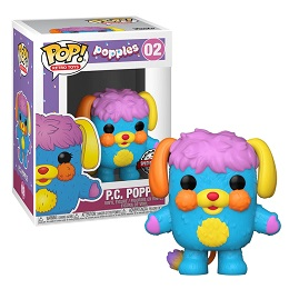 Funko POP: Popples: P.C. Popple - Used
