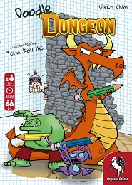 Doodle Dungeon Board Game