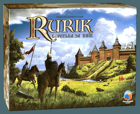 Rurik: Dawn of Kiev - USED - By Seller No: 3226 Ben Rubinstein