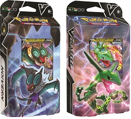 Pokemon TCG: V Battle Deck: Rayquaza or Noivern