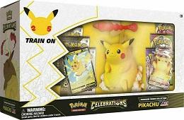 Pokemon TCG: Celebrations Premium Figure Collection Pikachu
