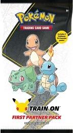 Pokemon TCG: First Partner Pack: Kanto