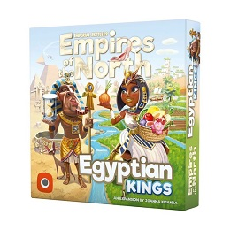 Imperial Settlers: Empires of the North: Egyptian