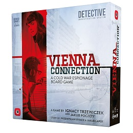 Detective: Vienna Connection Board Game