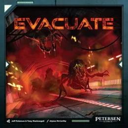 Evacuate Board Game