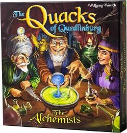 The Quacks of Quedlinburg: Alchemists Expansion