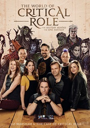 The World of Critical Role HC