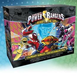 Power Rangers: Heroes of the Grid - Legendary Ranger: Forever Ranger Pack
