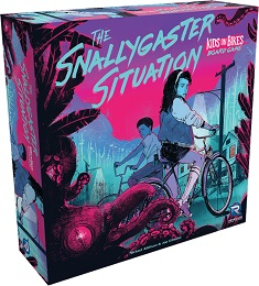 Kids on Bikes: The Snallygaster Situation