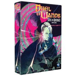 Duel of Wands - Kids on Brooms Card Game