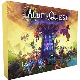 AlderQuest Board Game