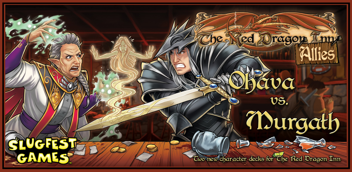 Red Dragon Inn: Ohava vs Murgath Expansion