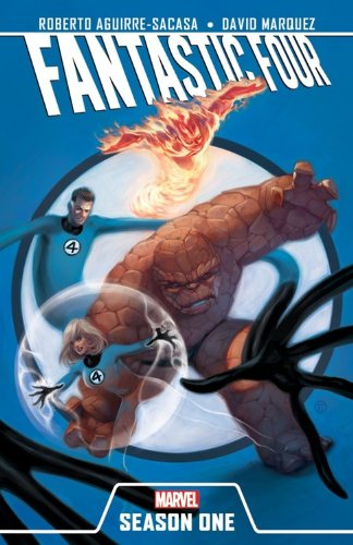 Fantastic Four: Season One HC - Used