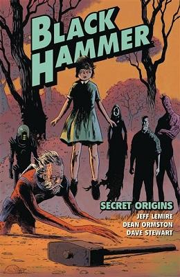 Black Hammer Volume 1: Secret Origins TP
