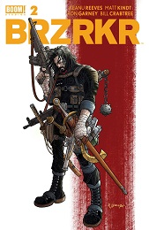 BRZRKR (Berzerker) no. 2 (2021 Series) (MR)