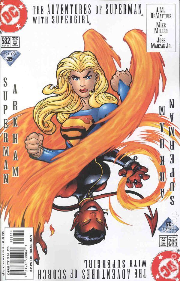 Adventures of Superman (1987) no. 582