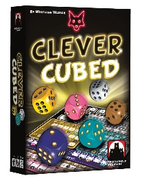 Clever Cubed Board Game