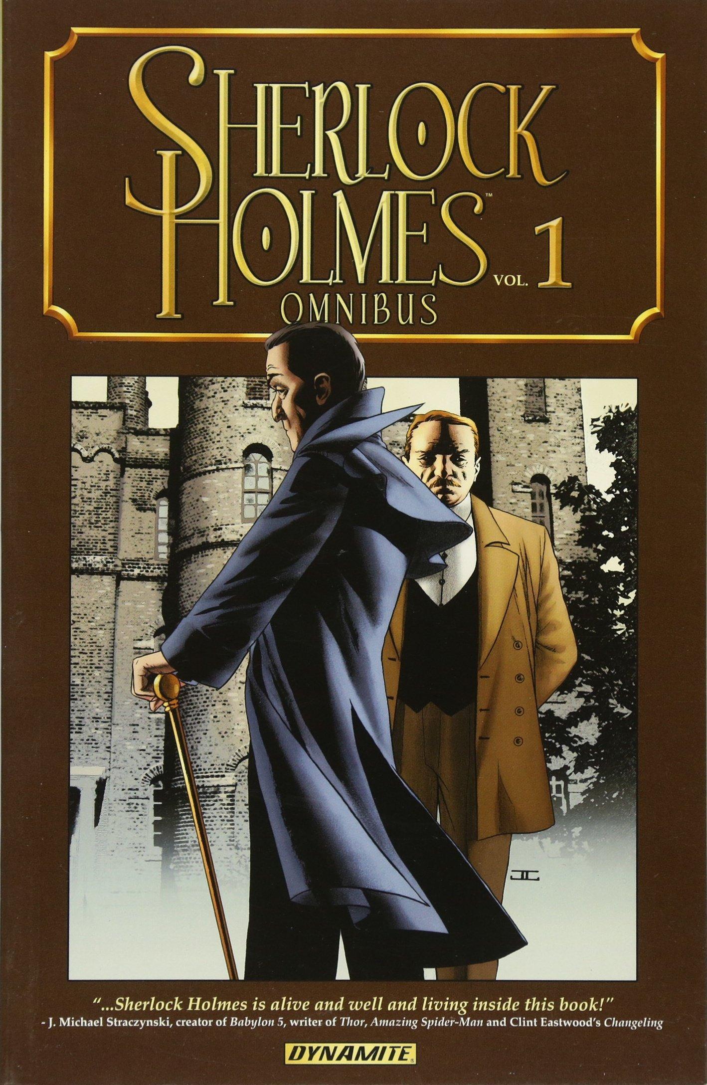 Sherlock Holmes Omnibus: Volume 1 TP - Used