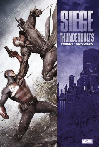 Siege: Thunderbolts HC - Used