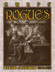 GURPS 4th ed: Rogues - Used