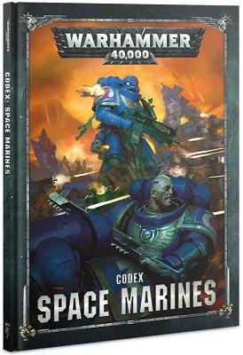 Warhammer 40k: Codex: Space Marines (Revised) 48-01-60