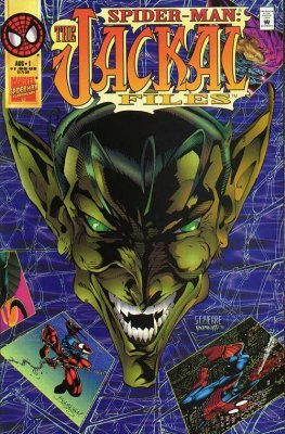 Spider-Man Jackal Files (1995) - Used