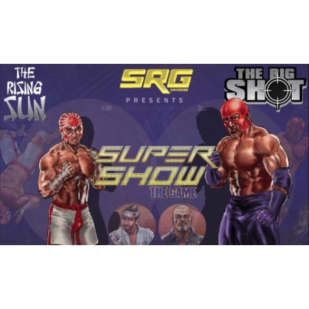 Super Show the Game: Rising Sun vs Big Shot