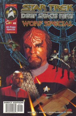 Star Trek: Deep Space Nine: Worf Special (1993) no. 0 One Shot - Used