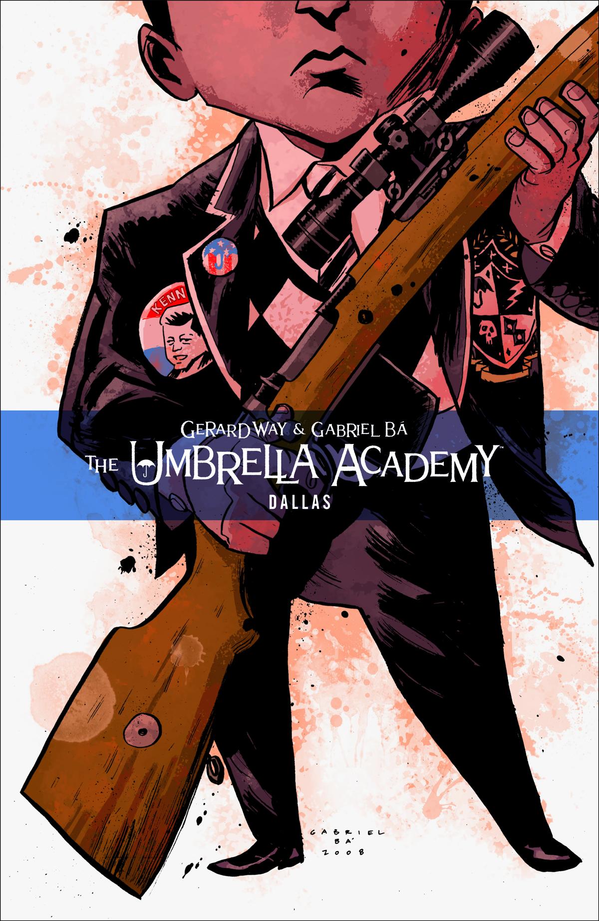 Umbrella Academy Volume 2: Dallas TP