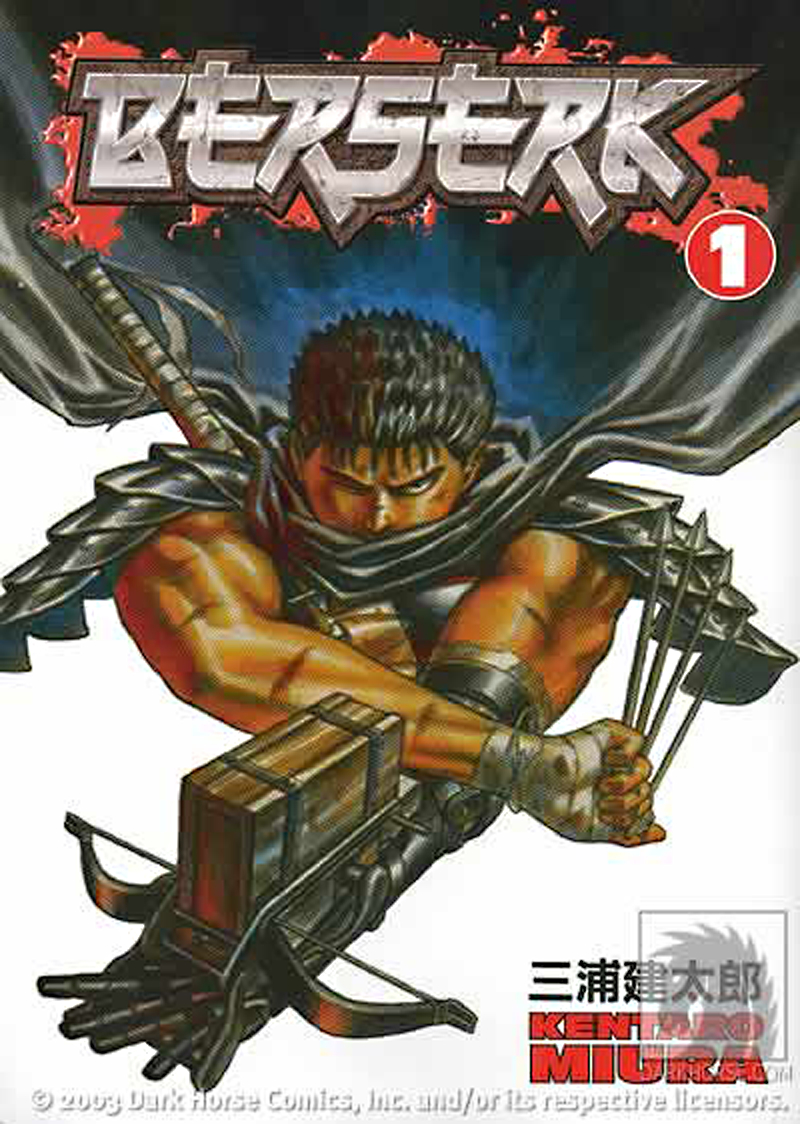 Berserk Volume 1: Black Swordsman TP (MR)