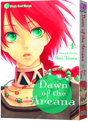 Dawn of the Arcana Volume 1 GN