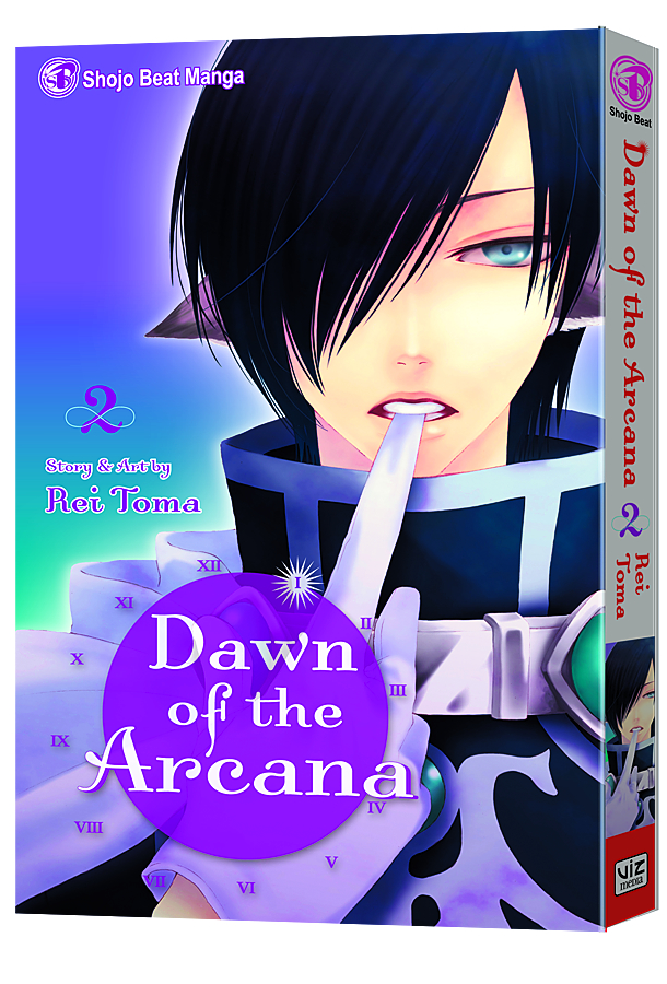 Dawn of the Arcana Volume 2
