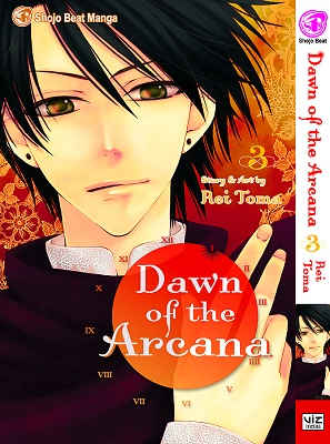 Dawn of the Arcana Volume 3 GN