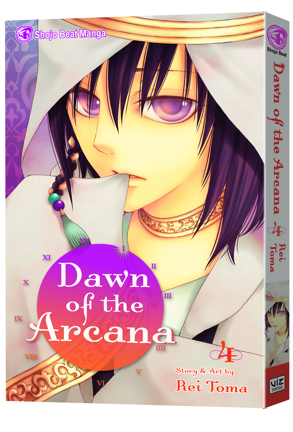 Dawn of the Arcana Volume 4 GN