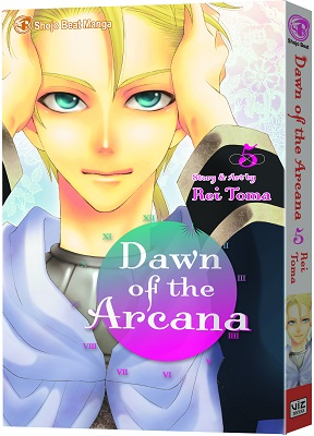 Dawn of the Arcana Volume 5 GN