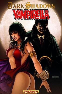 Dark Shadows and Vampirella TP