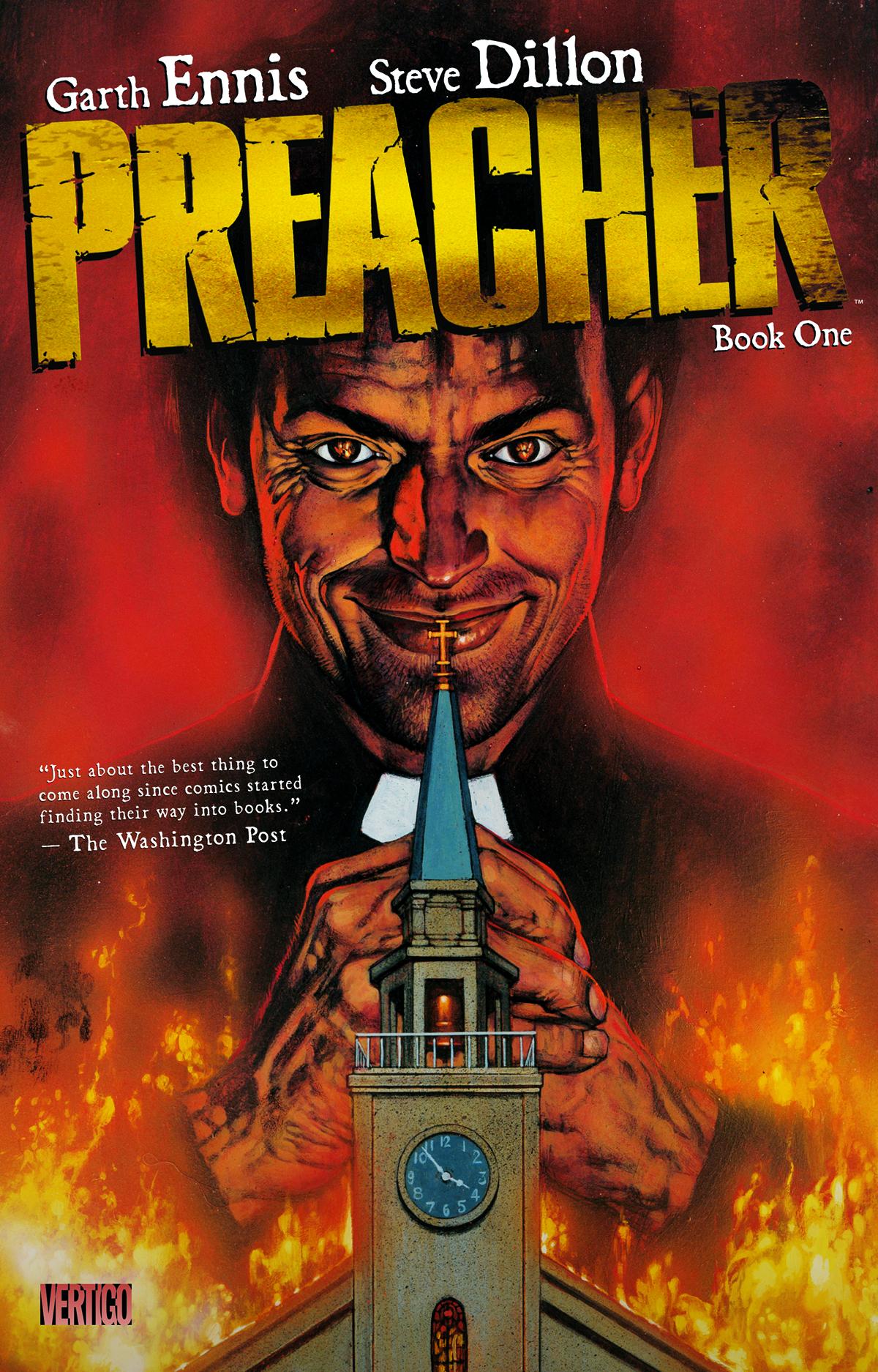 Preacher Book 1 TP (MR)