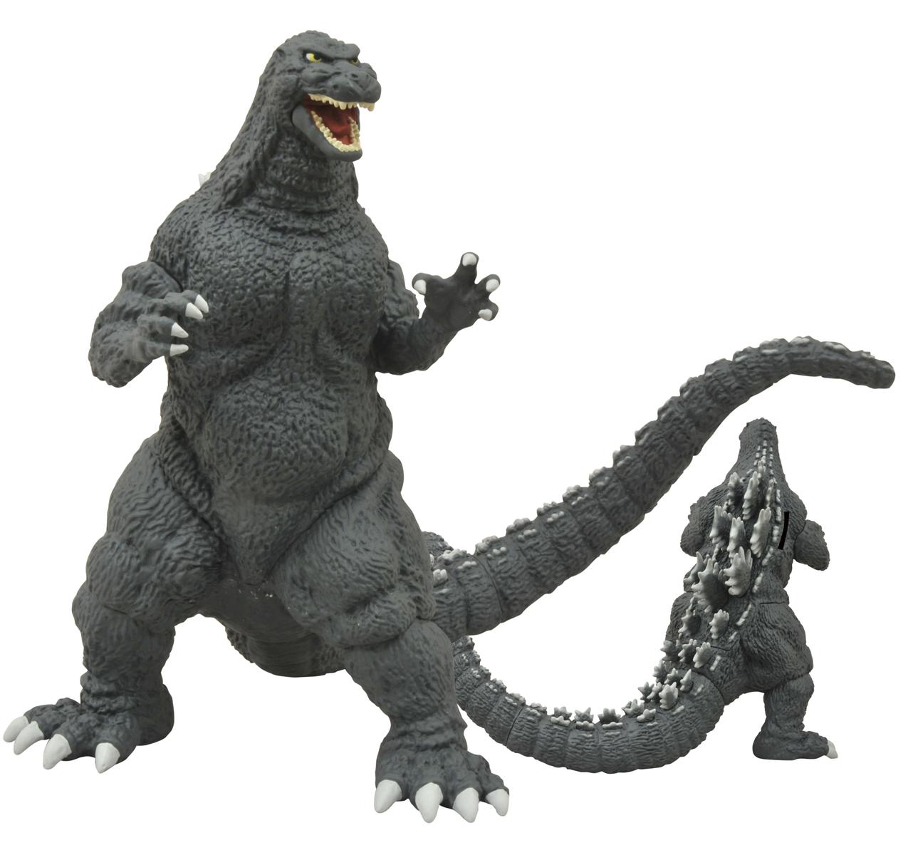 Godzilla 1989 Vinyl Figure Coin Bank