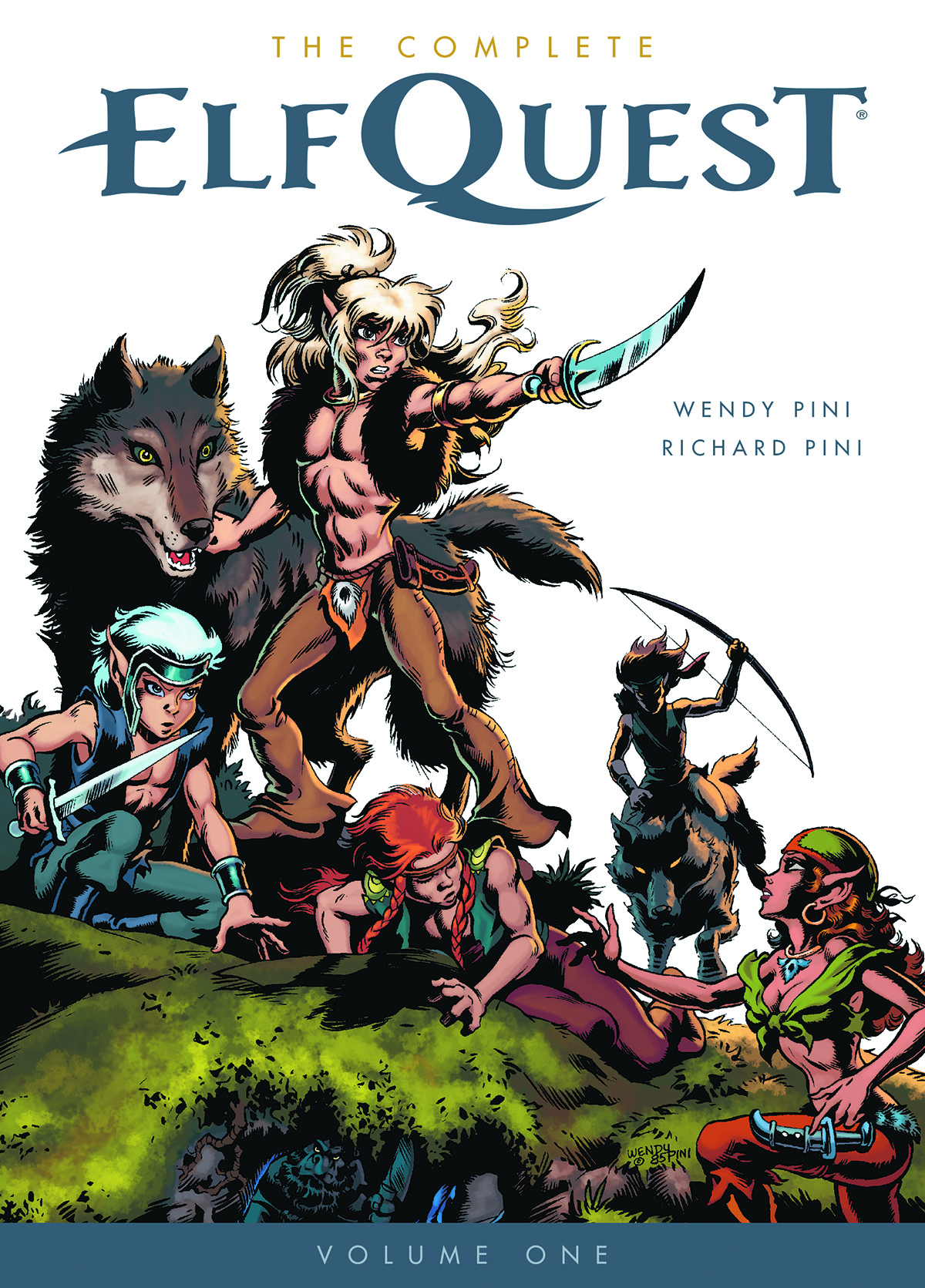 Elfquest Volume 1 Complete: Original Quest TP