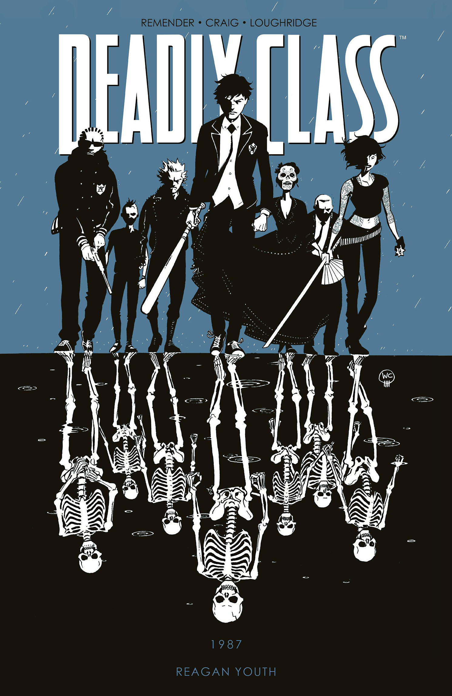 Deadly Class: Volume 1: Reagan Youth (Original Cover) TP