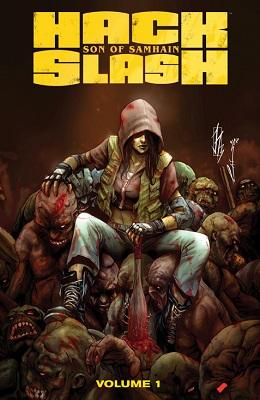 Hack Slash Volume 1: Son of Samhain TP