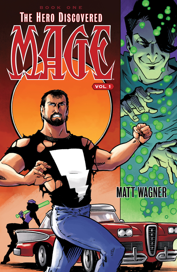 Mage Volume 1: Hero Discovered: Book One: Vol 1 TP