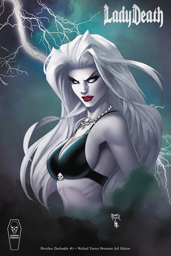 Lady Death: Merciless Onslaught no. 1 (Foil Variant) (2019 Series) (MR)