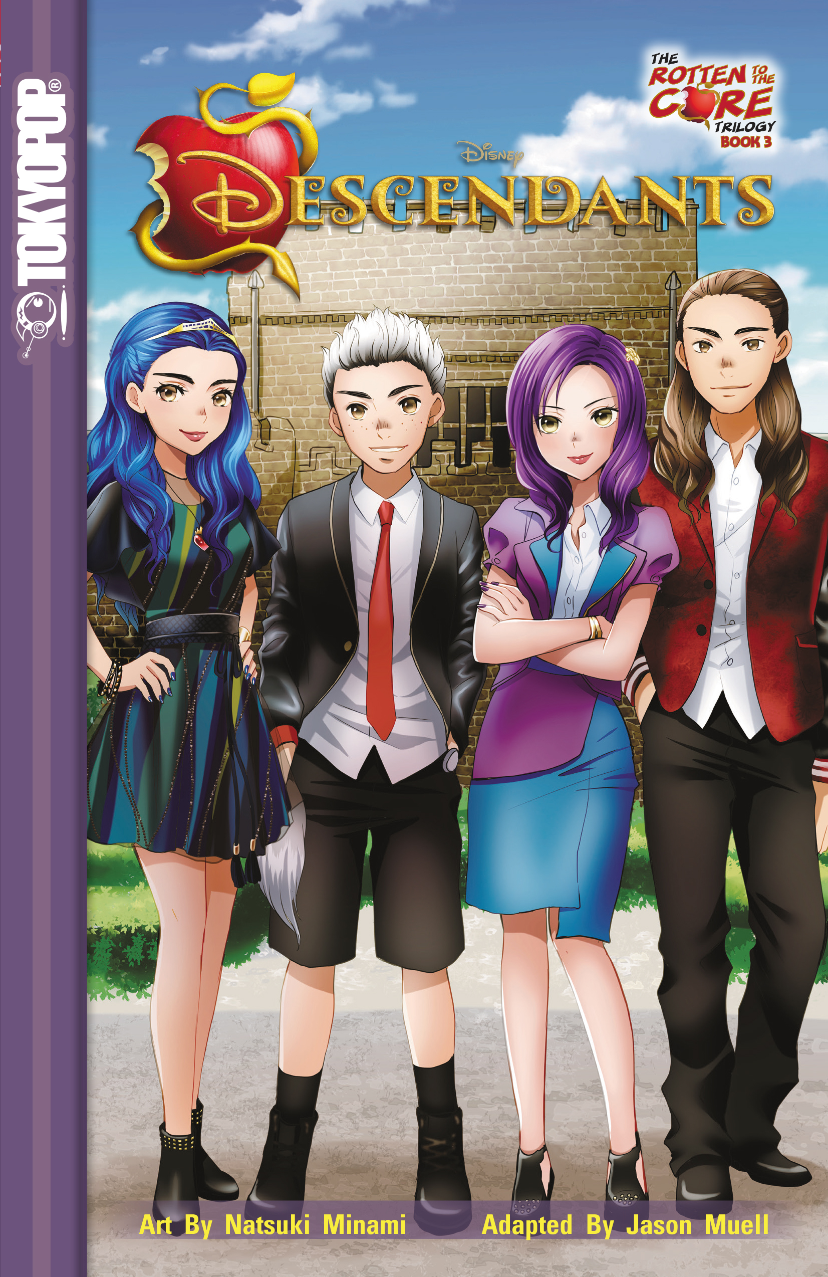 Descendants: Rotten to the Core: Volume 3 TP