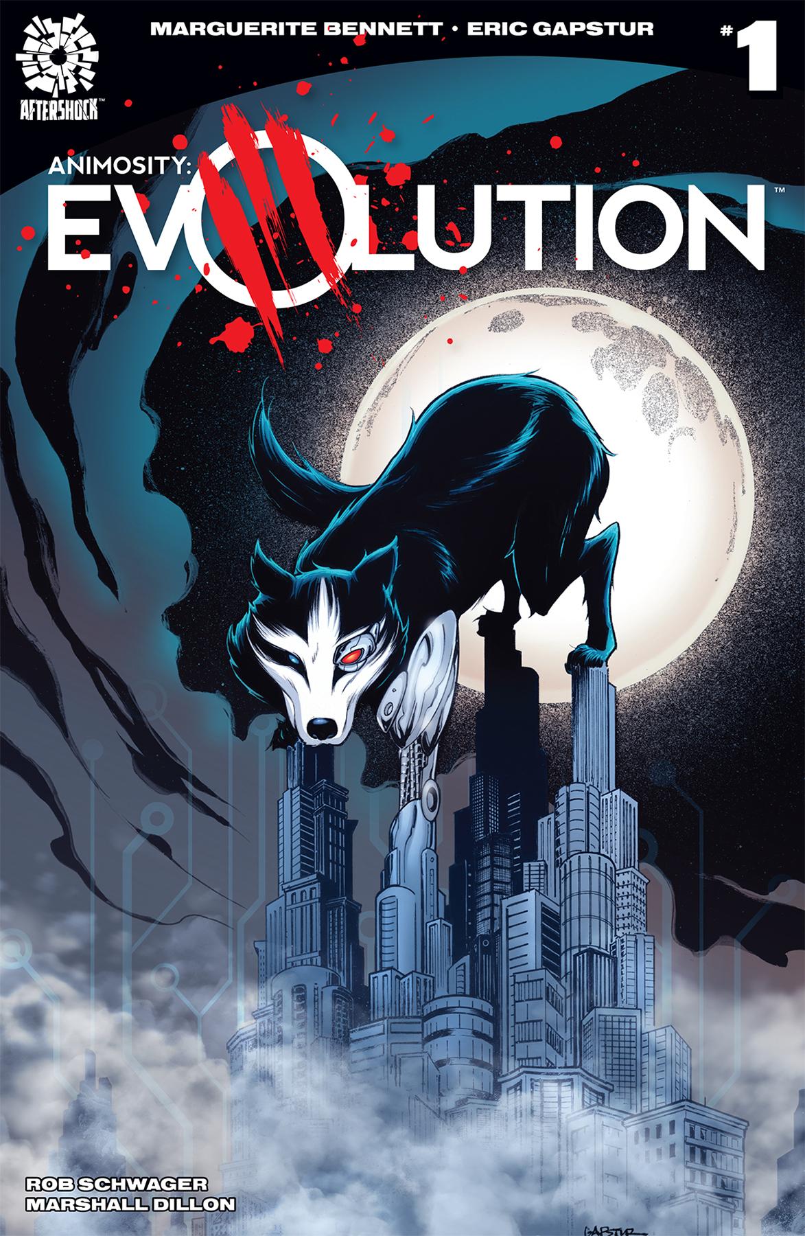Animosity: Evolution Volume 1 TP