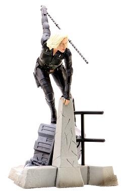 Marvel Gallery: Avengers 3: Black Widow PVC Figure